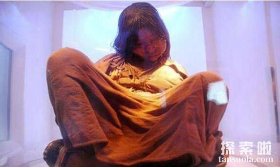 冰冻美女胡安妮塔之谜,少女被当祭祀品的真相