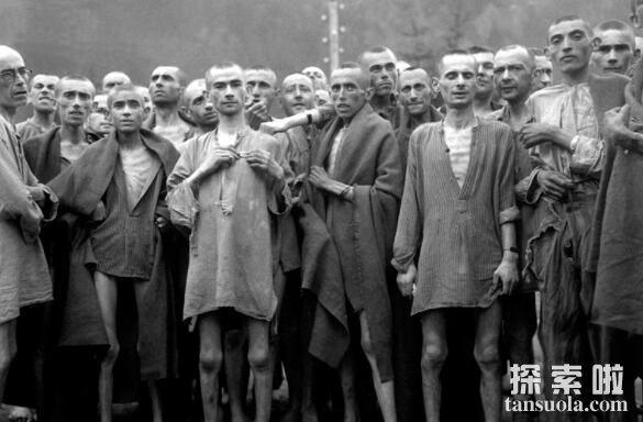 犹太人被杀惨状堪比南京大屠杀,揭秘犹太人被杀真相