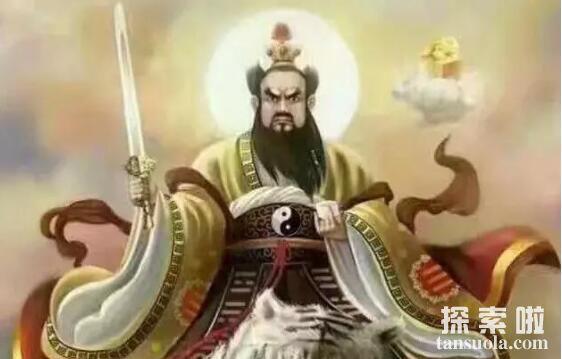 道教创始人到底是谁,道家的创始人是张道陵(第一代祖师爷)