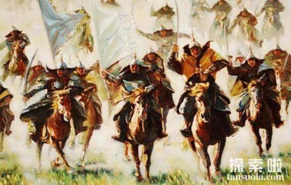 清朝第一个皇帝是谁,清太祖努尔哈赤(创立后金/清朝前身)