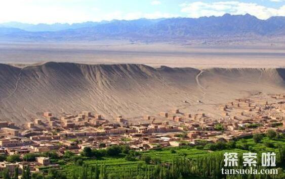 揭秘世界盆地之最,晒晒最高地势与最低地势盆地的差距