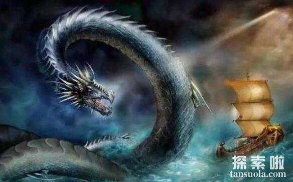 蛟龙并不是龙,探索蛟龙存在之谜