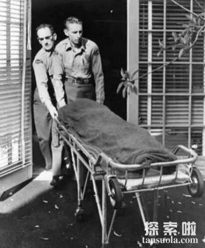 玛丽莲梦露之死真相揭秘,因与肯尼迪丑闻而被灭口