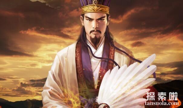 初出茅庐的主人公是谁,被封为丞相的诸葛亮(托孤重臣)