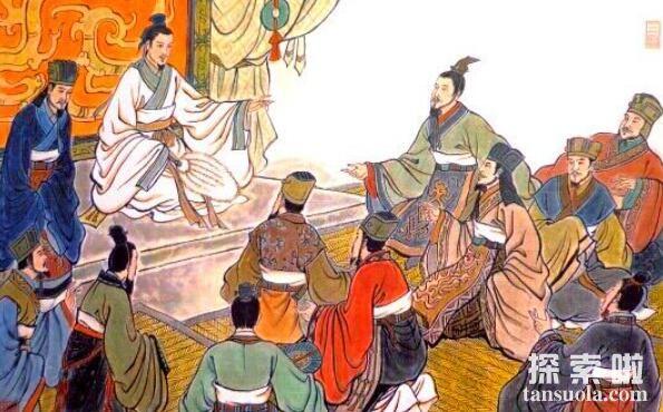 舌战群儒的主人公是谁,巧舌谋取三分天下的诸葛亮