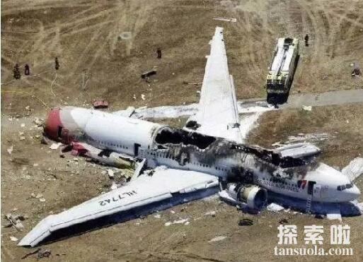 史上最诡异的幽灵航班事件,机上人员高空昏睡(机毁人亡)