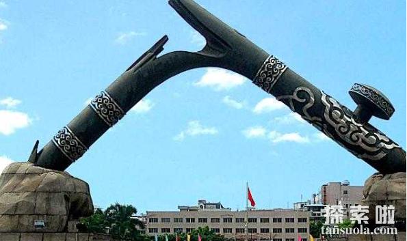 虎门销烟发生在哪里,广东虎门海滩(古代东莞县太平镇口)