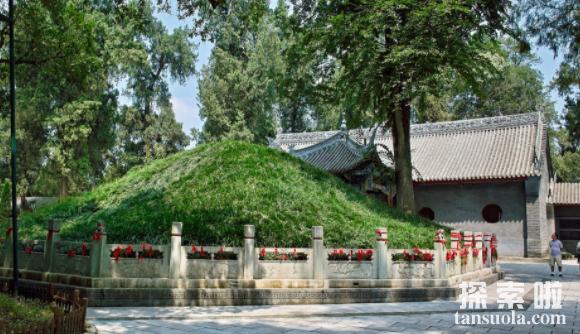 武侯墓在哪里,汉中市勉县定军山脚下(衣冠冢)