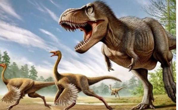 世界上最吓人的恐龙,长20米的棘龙排名第一