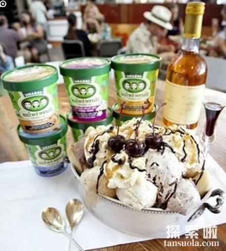 最贵的冰淇淋多少钱一个,排名第一的冰淇淋能买一辆法拉利