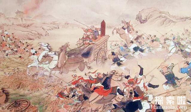 以少胜多的经典战役:牧野之战,加速了商朝的灭亡