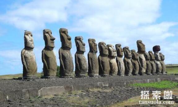 揭秘复活节岛石像在哪,复活节岛石像是谁建的