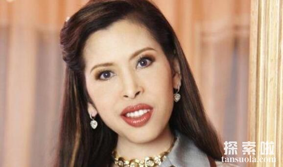 史上最丑公主:泰国朱拉蓬公主,长相丑陋但学识渊博