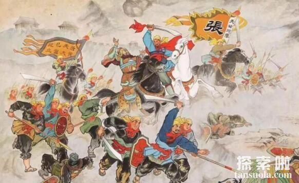 黄巾起义发生在哪个朝代,诸侯割据风起云涌的东汉末年