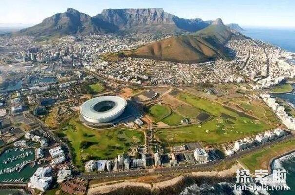 非洲最发达的国家:南非,人均GDP高达6340美元