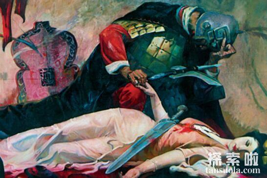 虞姬是项羽的妻还是妾,为何至死没有名分