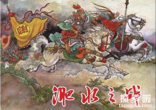 草木皆兵的主人公是谁,前秦宣昭皇帝苻坚兵败淝水的故事