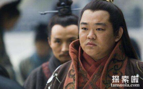 乐不思蜀的主人公是谁,扶不起的阿斗刘禅(导致蜀国灭亡)