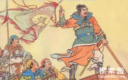 闻鸡起舞的主人公是谁,东晋名将祖逖与刘琨奋发有为的故事