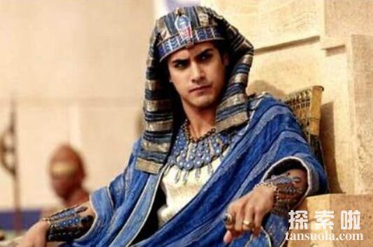 世界上最长寿的皇帝:拉美西斯二世,活了91岁的古埃及法老