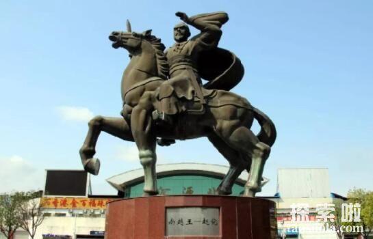 赵佗为什么长寿,南越王赵佗的长寿秘诀