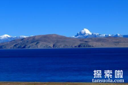 中国海拔最高的湖:霍尔泊湖,湖面海拔高6166米