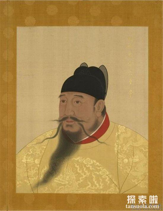 历史上最倒霉的王爷辽王朱植,辽王世系个个奇葩