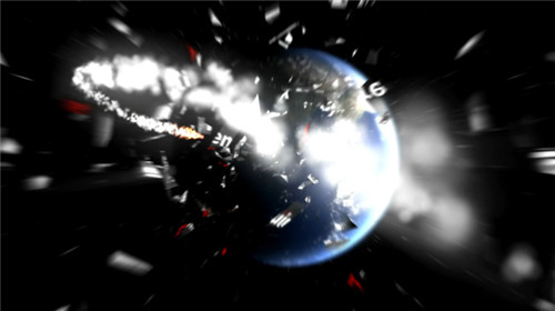 陨石撞击地球的威力有多大?(15秒之内就能毁灭地球上所有的生物)