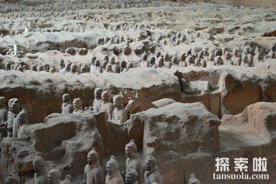 秦始皇陵为什么不能挖不敢挖? 秦始皇陵地宫水银女尸又是谁揭秘