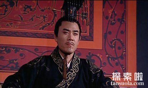 汉武帝刘彻命令李广攻打匈奴