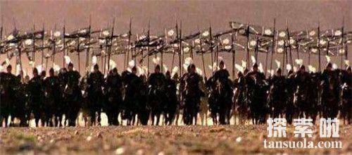 【历史中真的有秀丽军吗】盘点古代战斗力最强的十大军队