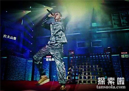 【中国有嘻哈吴亦凡公演最后唱的什么歌】制作人吴亦凡新歌曲目《6》