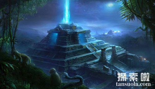 【玛雅人五大预言是什么】预言了玛雅人自己的灭亡