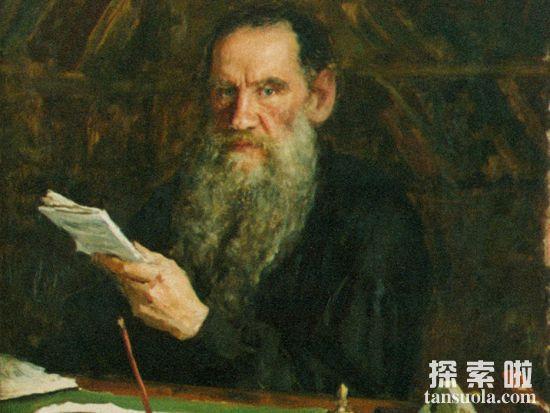 大文豪列夫托尔斯泰记起两百年前的经历