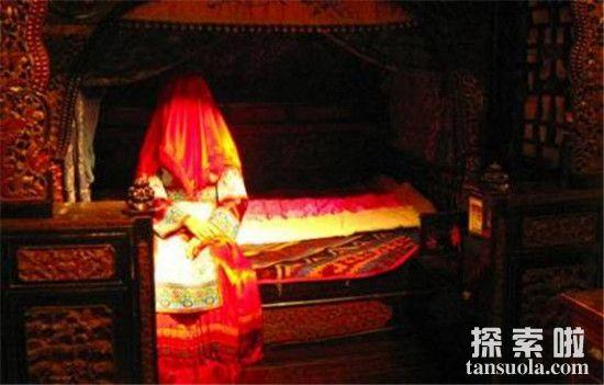 【古代圆房新娘要做什么】探秘古代人结婚的那些规矩和细节过程