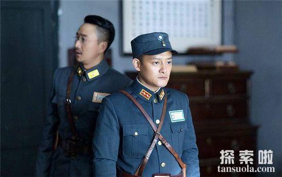苏先骏叛变为国民党