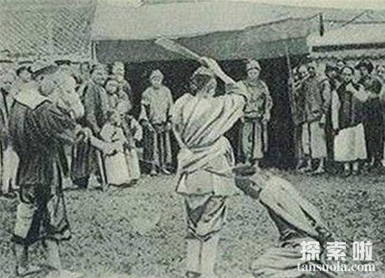 【历史著名刽子手邓海山遭报应断子绝孙】揭秘刽子手背后的奇闻异事