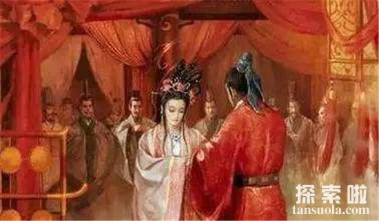 """官府设立""""官媒""""、强迫女性嫁男性"""