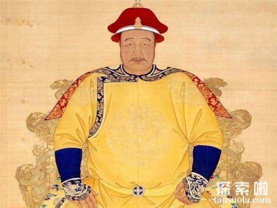 清朝开国皇帝皇太极