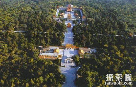 【皇太极的陵墓清昭陵地宫被打开过吗】清昭陵为什么没被盗过?