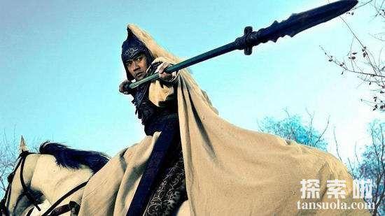 赵云墓没被人盗原因揭秘:墓穴暗藏神兵1700多年未遭盗窃