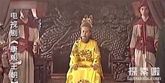 吴三桂剧照