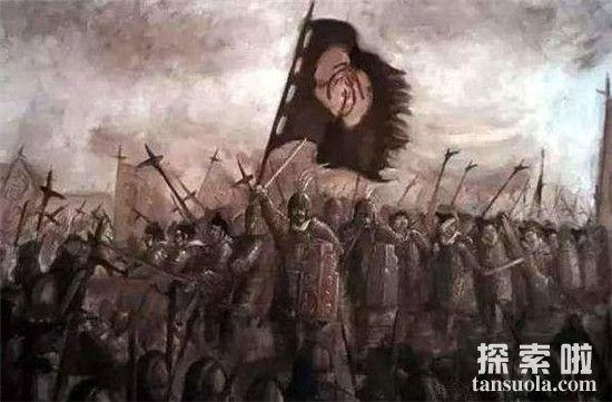 秦始皇三大王牌军团|秦始皇三大军团是哪些军团|三大军团神秘消失去哪里