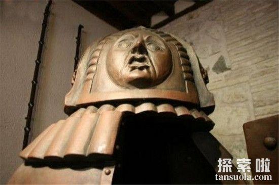 铁处女之刑是谁发明的?