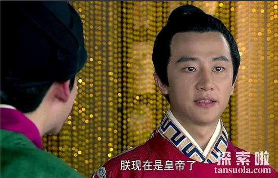 明景帝朱祁钰怎么当上皇帝的