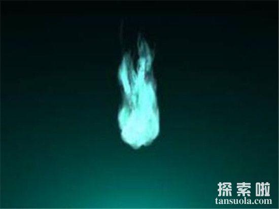 墓地坟地里的鬼火是怎么回事|鬼火是如何形成的|为什么人跑鬼火会跟着跑