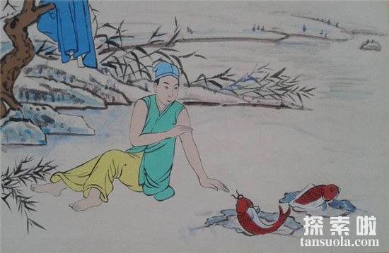 【卧冰求鲤的故事主人公王祥个人简介】王祥卧冰求鲤是愚孝吗是否可取