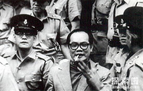 【追龙中伍世豪的历史原型是谁】甄子丹扮演跛豪的故事原形是吴锡豪吗