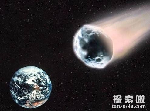 """太空漂浮不定的灭世炸弹——""""小行星"""""""